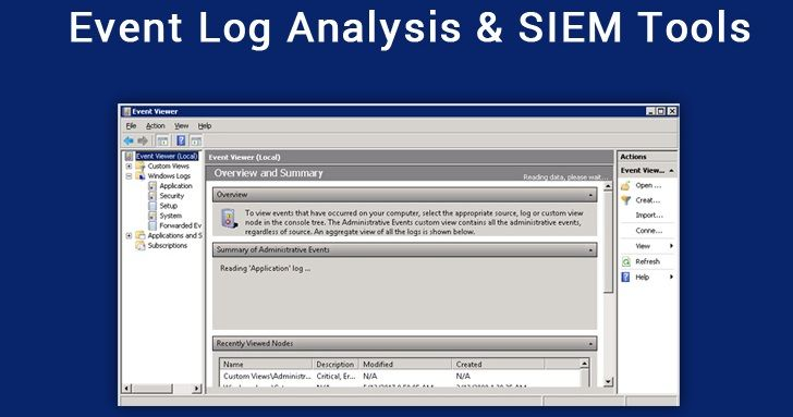 SIEM Better Visibility for SOC Analyst to Handle an Incident with Event ID