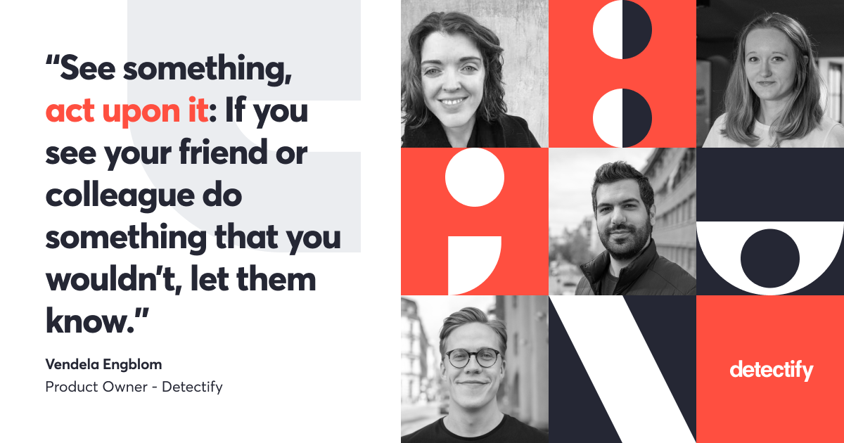 Detectify Security Champions tips for positive security culture